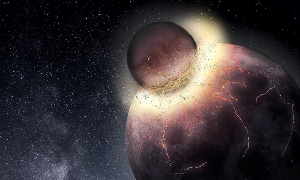 La Luna se formó con materiales de la Tierra, según la NASA 31
