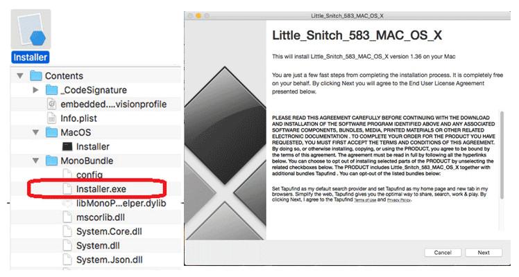 Un ejecutable Windows supera el Gatekeeper e instala malware en computadoras Mac 31
