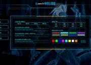 Newskill Helios Análisis Software Sensor