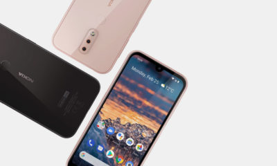 Nokia 4.2 Nokia 3.2 Android One