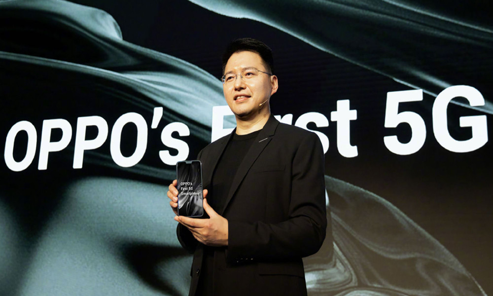 Oppo anuncia su smartphone 5G