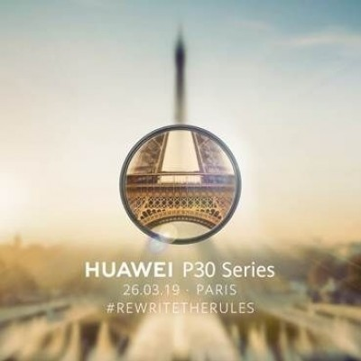 Los Huawei P30 y Huawei P30 Pro serán presentados el 26 de marzo 32