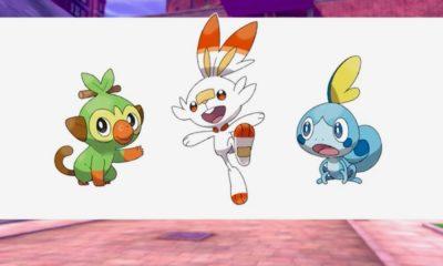 Pokémon Escudo y Pokémon Espada para Nintendo Switch confirmados, llegan este año 29