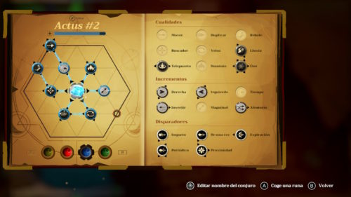 Mages of Mystralia Análisis