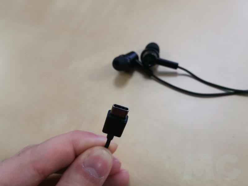 Razer Hammerhead USB-C ANC Conexión
