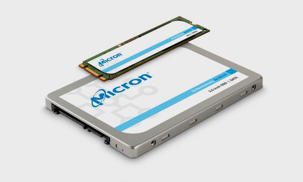 Nuevos SSDs Micron 1300: alta capacidad y rendimiento con un precio asequible 29