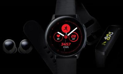 Samsung filtra por error su nueva línea de Wearables 60