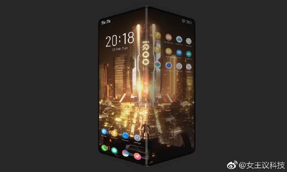 smartphone plegable Vivo