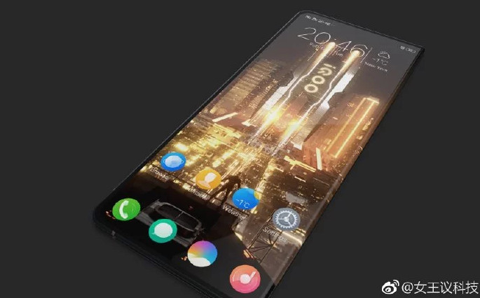 smartphone plegable Vivo