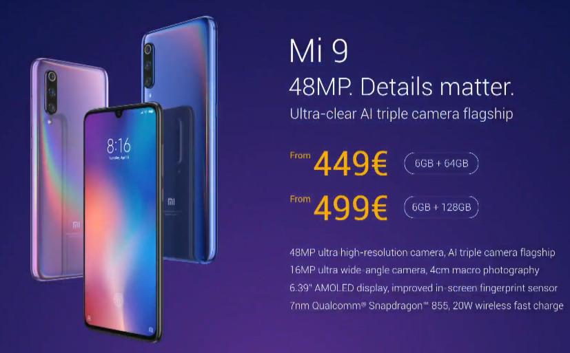Xiaomi presenta Mi Mix 3 5G, su primer smartphone para redes 5G 34