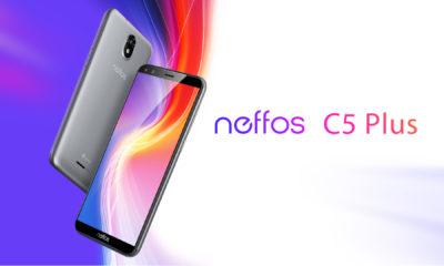 Neffos C5 Plus mejora el estándar de la gama baja 57