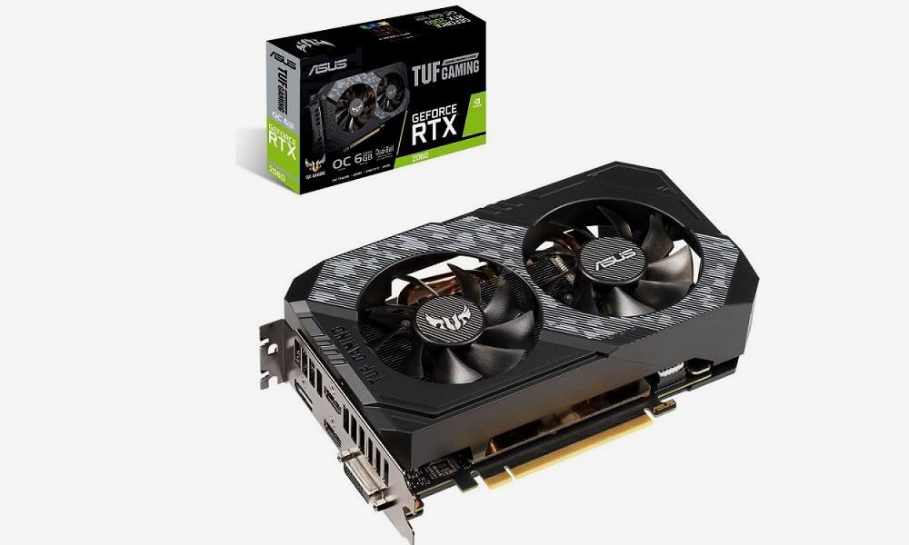ASUS TUF GeForce RTX 2060: Turing en formato compacto 31