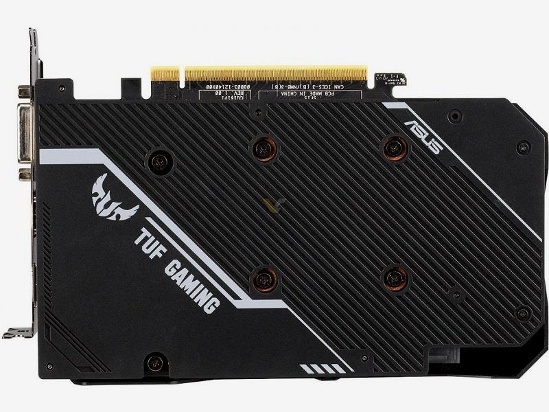 ASUS TUF GeForce RTX 2060: Turing en formato compacto 33