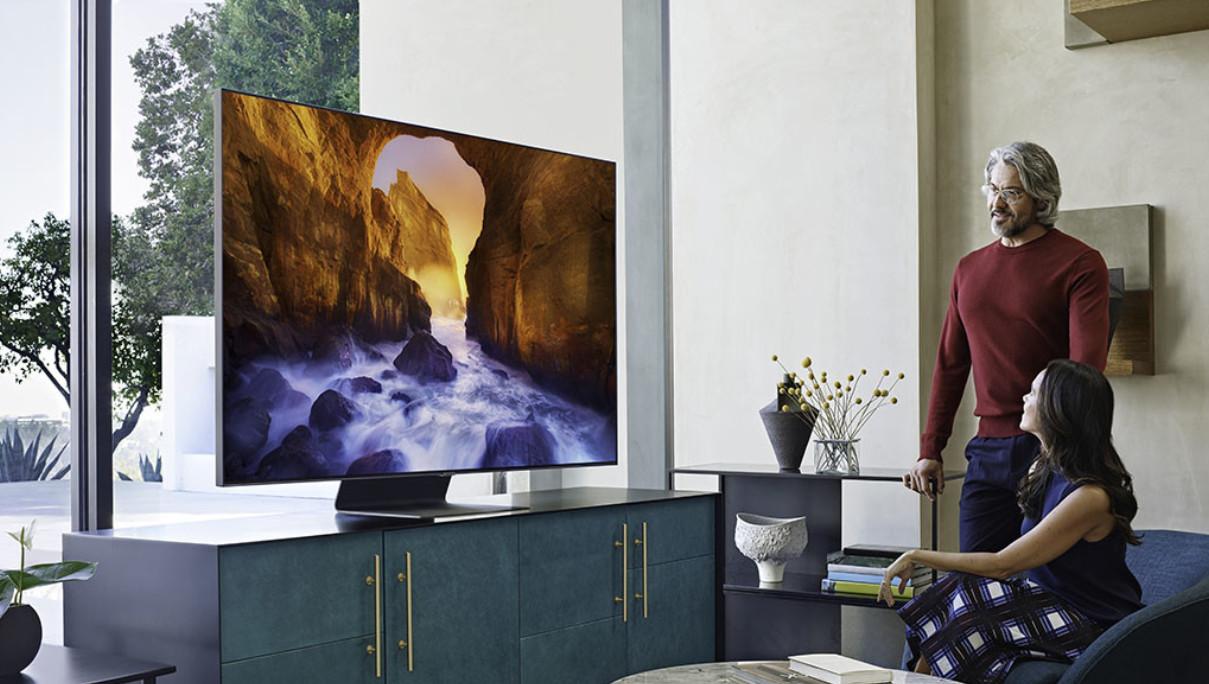 TV Samsung 2019