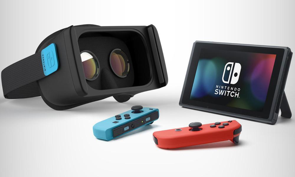 VR de Nintendo