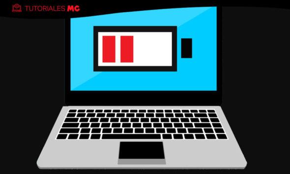 vida útil de la batería de un portátil