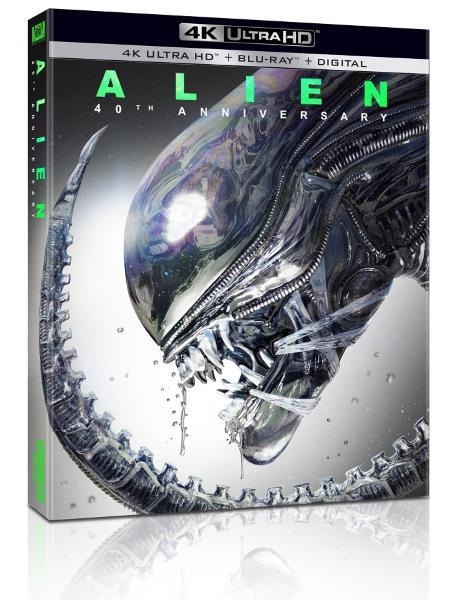 Alien tendrá edición especial en 4K para celebrar su cuadragésimo aniversario 38