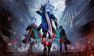 Devil May Cry 5 Impresiones