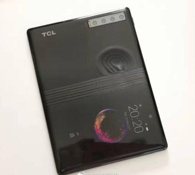 Así serán los dispositivos plegables de TCL 31