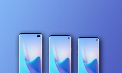Especificaciones completas de los Galaxy S10 en todas sus versiones 105