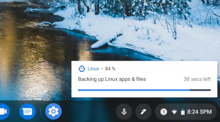 funciones Linux en Chrome OS