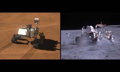 Gravedad en Marte: Curiosity ha podido medirla gracias a la NASA 74