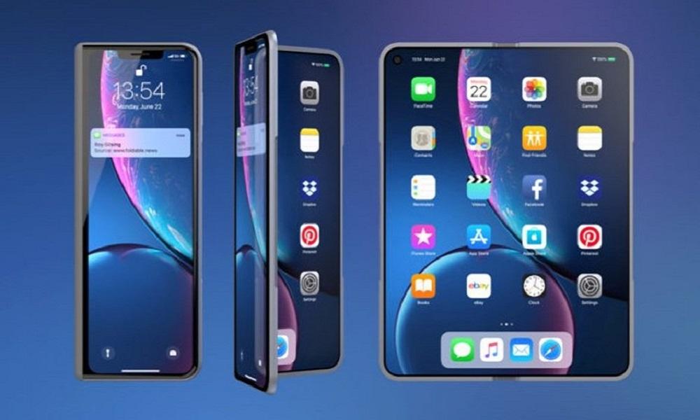 iPhone X Fold: diseño conceptual del futuro smartphone flexible de Apple 40