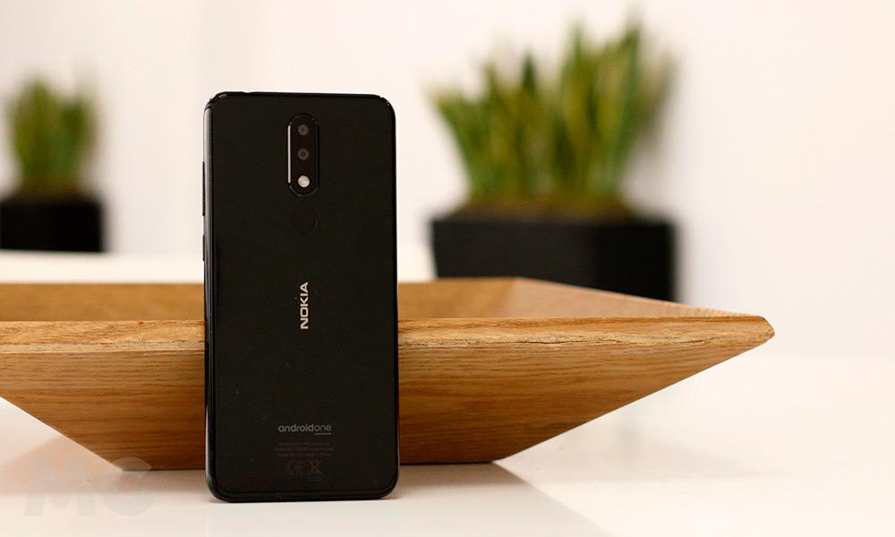 Nokia 5.1 Plus, análisis: Contención y rendimiento 31