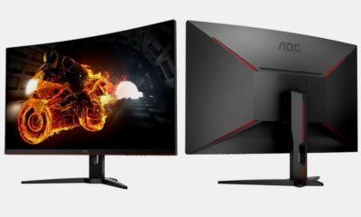 Nuevo monitor AOC CQ32G1: AMD FreeSync y resolución QHD a buen precio 50