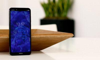 Nokia 5.1 Plus, análisis: Contención y rendimiento 88