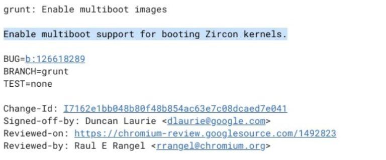 Google ya trabaja para llevar Fuchsia OS a los Chromebooks AMD 30