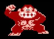 1983 Donkey Kong Jr Calendario Gamer