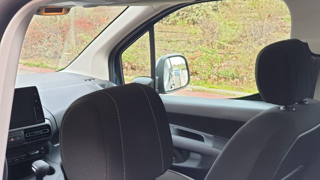 Opel Combo Life, compenetrado 39