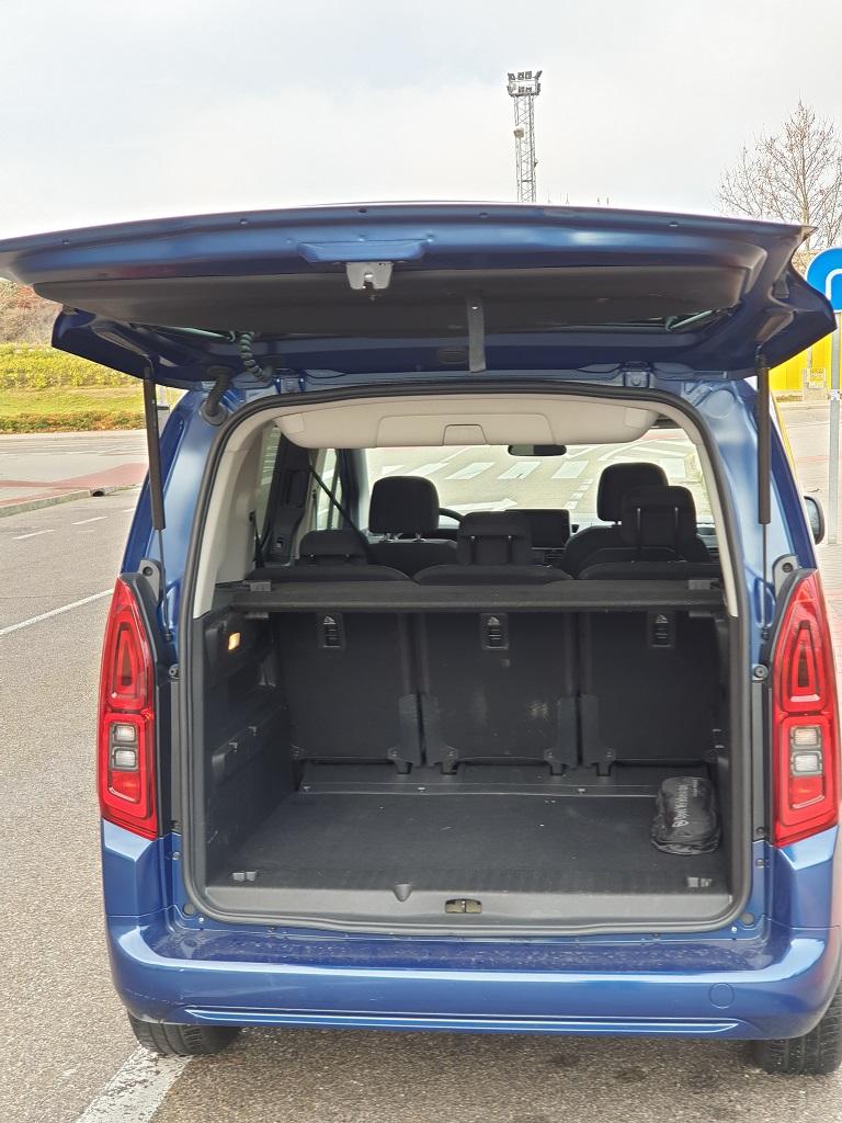 Opel Combo Life, compenetrado 37