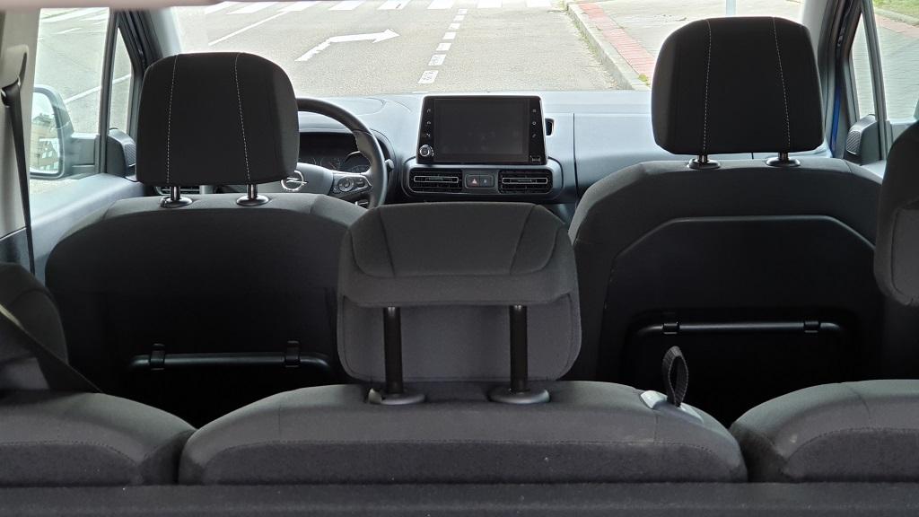 Opel Combo Life, compenetrado 41