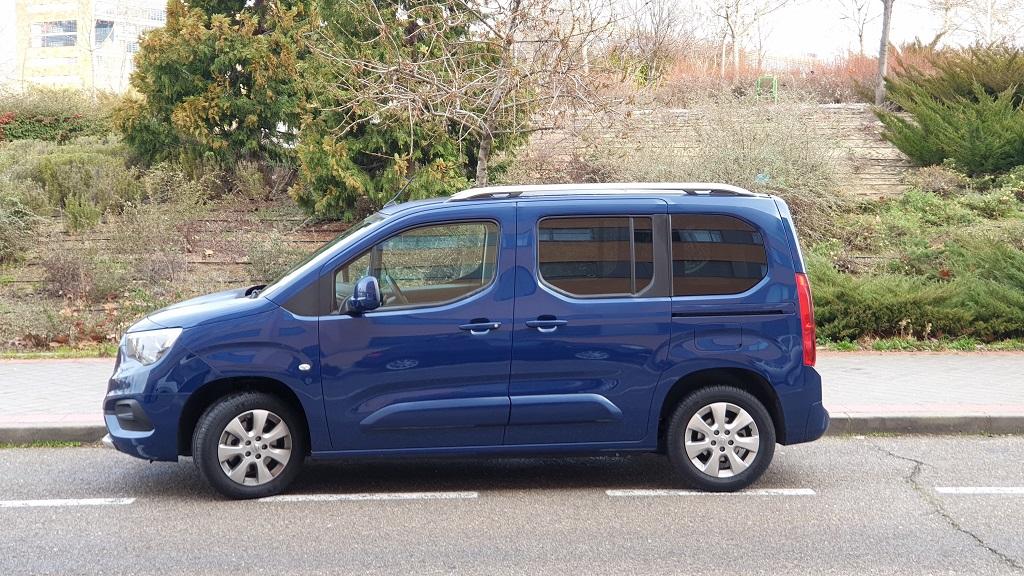 Opel Combo Life, compenetrado 33