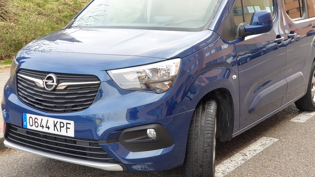 Opel Combo Life, compenetrado 31
