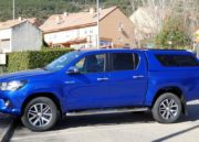 Toyota Hilux, rocas 114