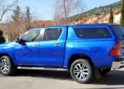 Toyota Hilux, rocas 112