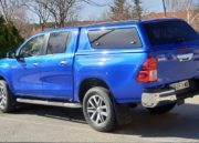 Toyota Hilux, rocas 110