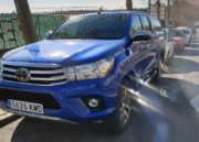 Toyota Hilux, rocas 60