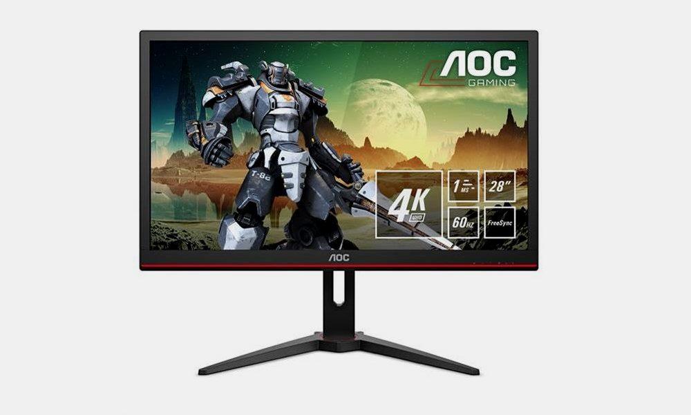 AOC G2868PQU: nuevo monitor 4K con AMD FreeSync 29