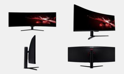 Acer EI491CR: un monitor curvado de lujo con FreeSync y 144 Hz 35