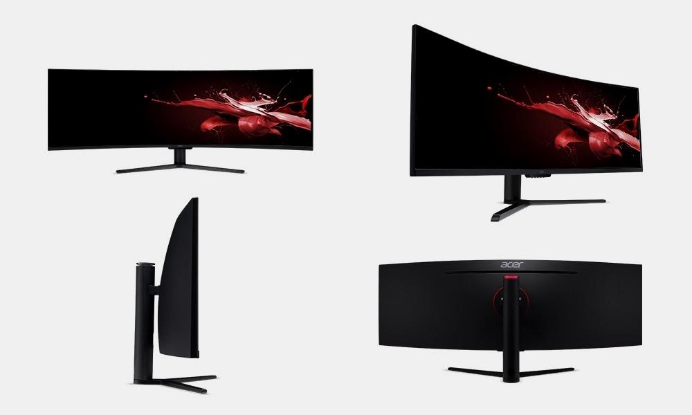 Acer EI491CR: un monitor curvado de lujo con FreeSync y 144 Hz 28