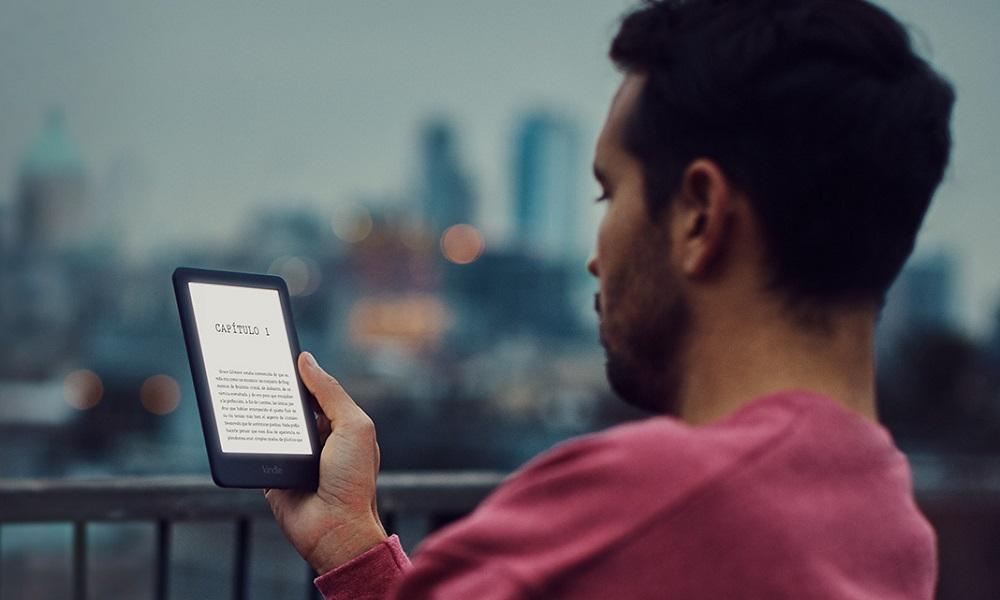 Amazon lanza una nueva Kindle más barata