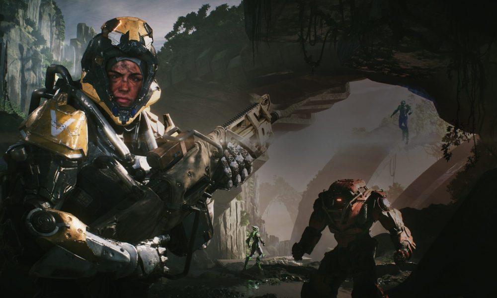 Anthem está dando problemas graves en PS4: EA ha reconocido la situación 30