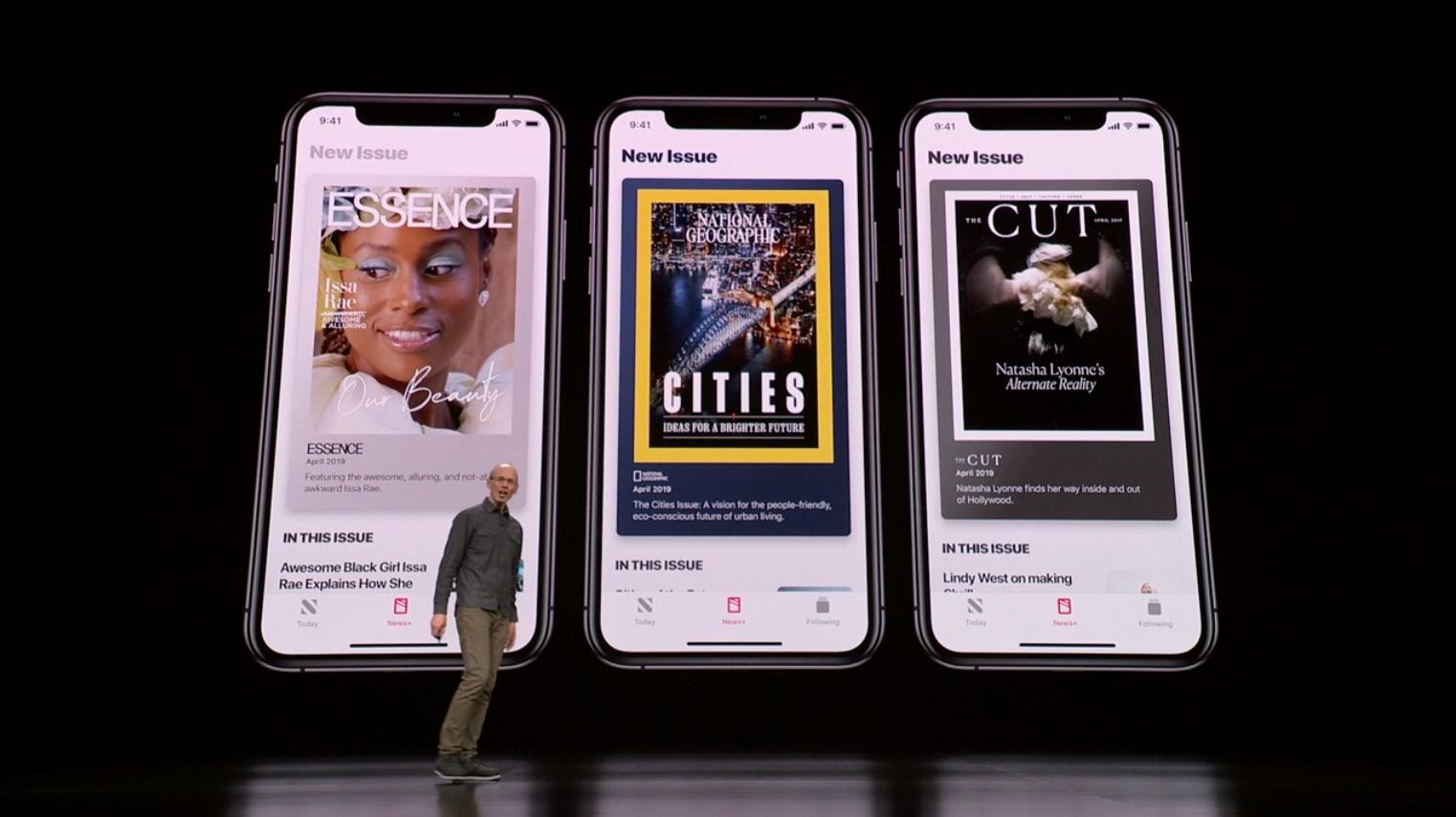 Apple News+: disfruta de tus revistas favoritas en tu iPhone o iPad 49