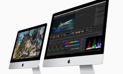 Apple actualiza los iMac: procesadores Intel de 8 núcleos y Radeon Pro 54