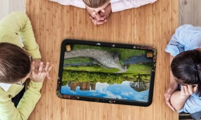 Archos Play Tab: una tablet enorme pensada para jugar en compañía 28