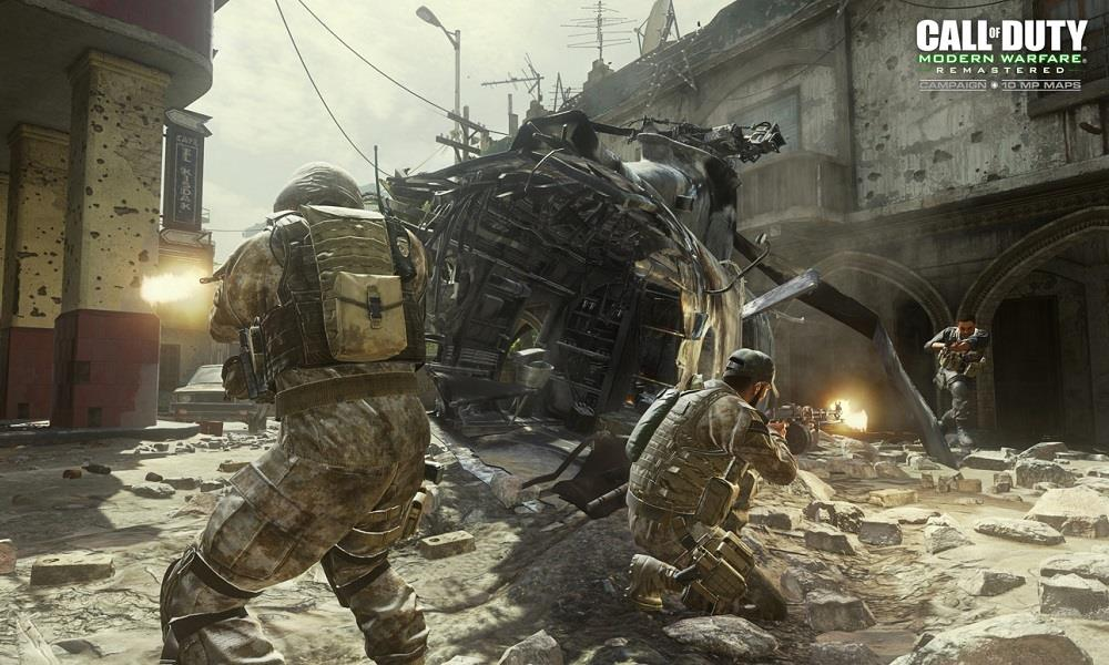 Call of Duty: Modern Warfare 2 Campaign Remastered confirmado 30